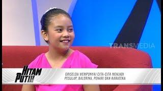 Griselda, Pesulap Cilik Multi Talenta | HITAM PUTIH (11/11/19) Part 2