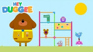 The Obstacle Course Badge - Hey Duggee Series 2 - Hey Duggee