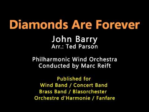 Marc Reift - Diamonds Are Forever (Arr.: Ted Parson)