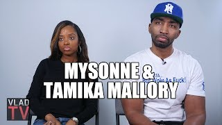 Tamika Mallory: My Son's Father Getting Murdered Pushed Me to Activism (Part 1)