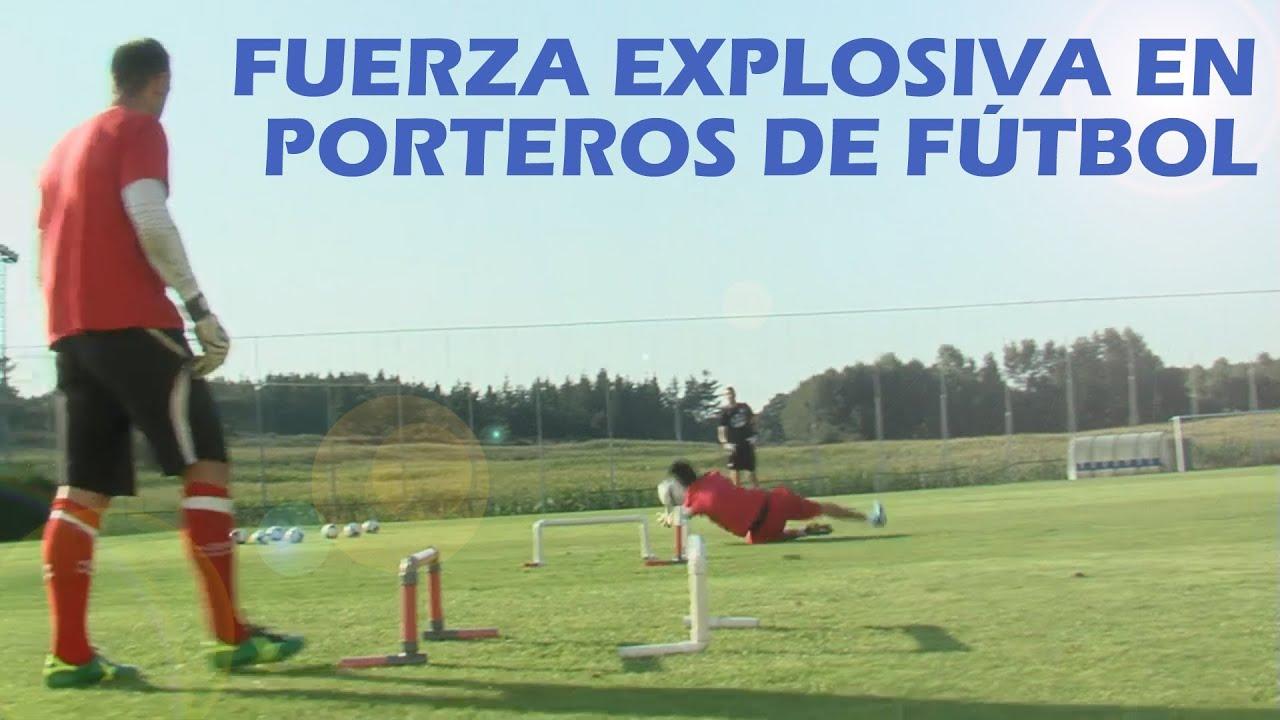 trabajos de fuerza explosiva para arqueros
