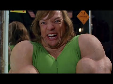 The Origin Of My Profile Picture (BUFF SHAGGY) - YouTube