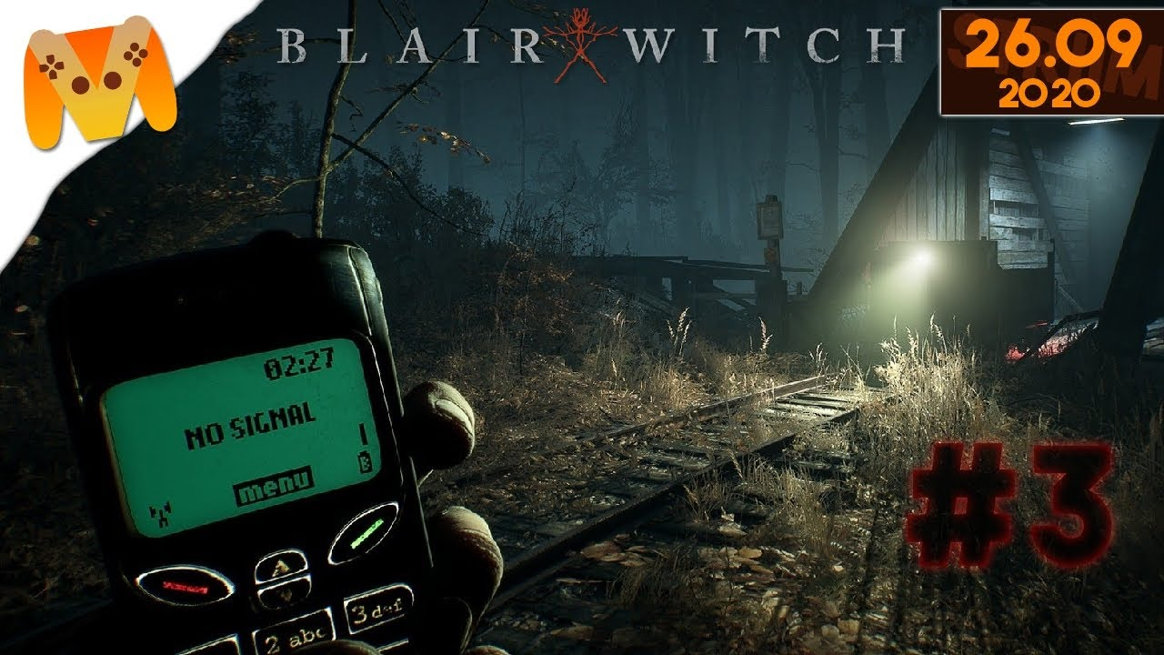 Rongijuht - Blair Witch #3