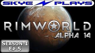 Rimworld S1E05 ►Little Sara!◀ Let's Play/Gameplay/Tutorial
