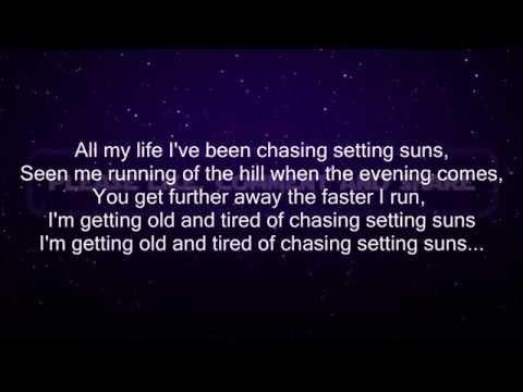 Passenger - Setting Suns (Lyrics Video)