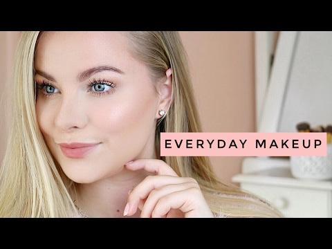 EVERYDAY MAKEUP TALKTHROUGH | Jessica van Heerden