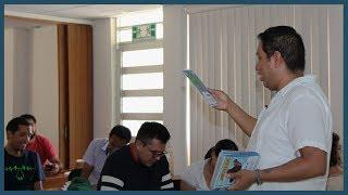 Educación Ambiental: Guardianes del Usumacinta // Lic. Luis Méndez Malerva