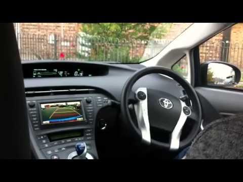 Prius Self Parking