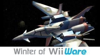 Star Soldier R (Winter of Wiiware)