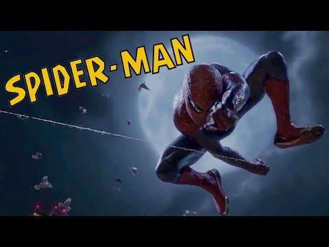 Spiderman 1967 Theme  Action Remake