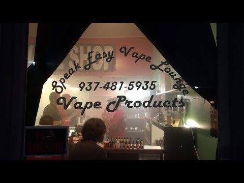 Speakeasy Vapor Lounge Cloud Comp