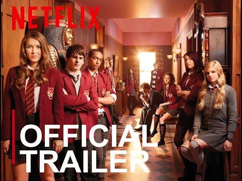 House Of Anubis: Season 4 L Official Trailer L Netflix