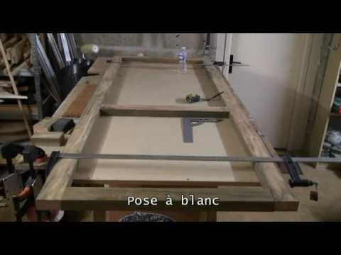 Construction D Une Verriere D Atelier En Bois Youtube