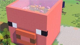 НА СЛОЖНОМ #25. Огромная ферма свиней в Minecraft!