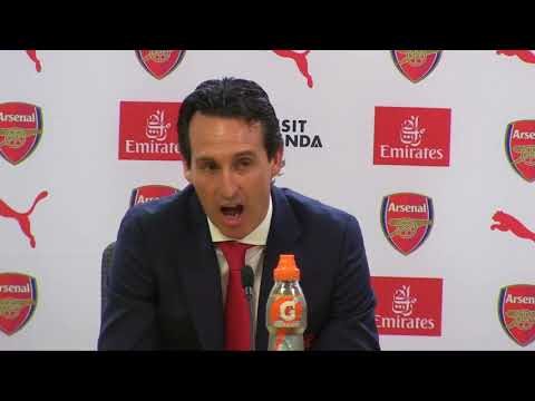 Unai Emery aims to develop Arsenal into the best team in the world