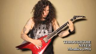 A chronological METALLICA tribute / medley!!!