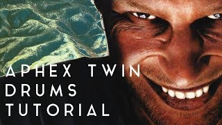 How To Make Glitchy IDM Drums Like Aphex Twin [Free Samples]