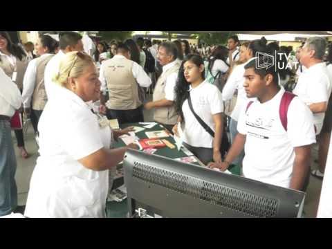 TVUAT | NOTICIAS: Oferta Educativa de la UAT en Instituciones de Educación Media Superior