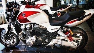 2014 HONDA CB1300 SUPER FOUR - MotoCroquis