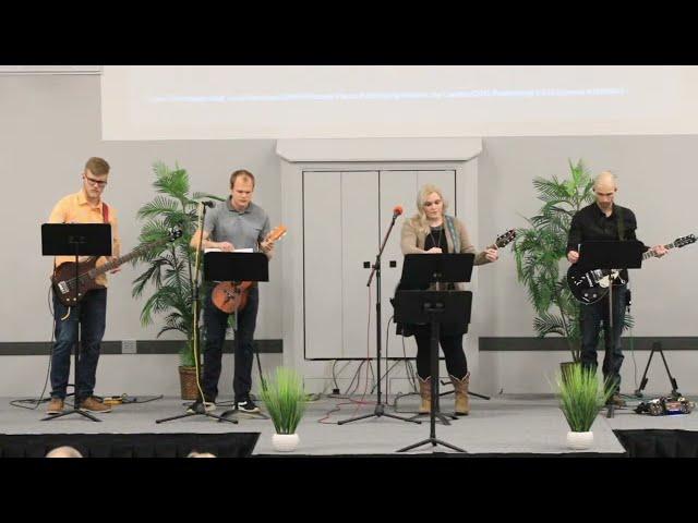 Sunday Worship Service - Apr. 25th, 2021