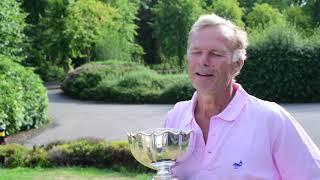 2020 English Senior Men's Amateur Champion - Rupert Kellock