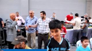 Şişli Belediye Başkanı Mustafa Sarıgül CHP Zeytinburnu Ortaklaşa Sümerde İftar Verdi