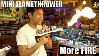 The Boring Company Mini FLAMETHROWER