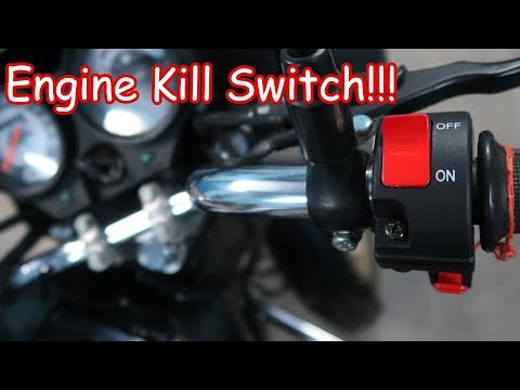 How To Properly Install An Engine Kill Switch On Any Motorcycle