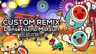 Rhythm Heaven (Custom Remix) - Densetsu no Matsuri (伝説の祭り) MP3