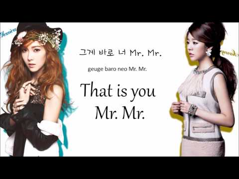 Girls' Generation - Mr.Mr (Color Coded Lyrics: Han/Rom/Eng)
