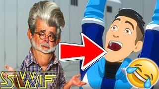 George Lucas will STAR WARS ZURÜCKKAUFEN!