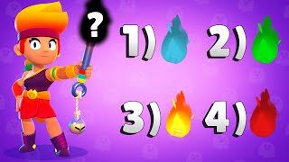 Can You Guess The Right Flame? 🔥 Brawl Stars