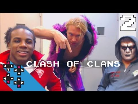 STARDUST ON THE ATTACK (CLASH OF CLANS PART 2) — UpUpDownDown Plays