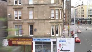 Glasgow City Union Line Northbound
