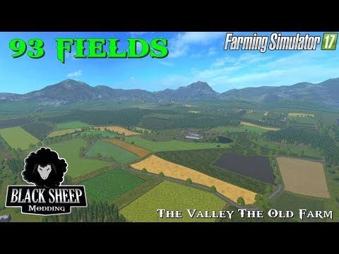 Preview THE VALLEY THE OLD FARM FS17 (93 fields)