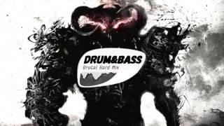 Best Brutal Drum and Bass Mix HARD Drum Bass Mix 2016 MP3
