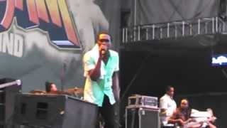 Busy signal Watch Out Fi Dis live @ Summerjam 2013