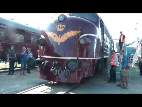 60 Years MY Locomotives in Denmark