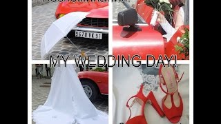 ФРАНЦИЯ! My Wedding Day! SVETLANA@JEROME! Зарисовки! Воспоминания!