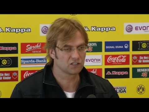 Pressekonferenz BVB vor dem Spiel gegen Hertha BSC