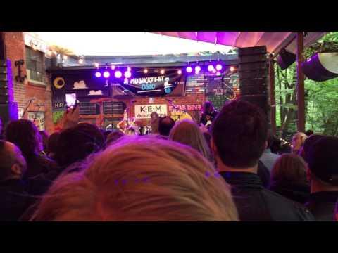 Golden Core @ Musikkfest Oslo 2017: BLÅ
