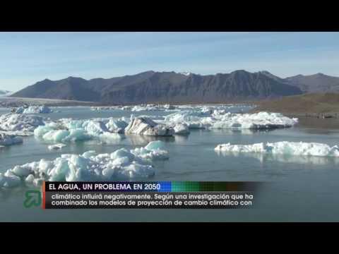 El agua, un problema en 2050