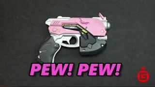 D.Va Nerf Gun Recoil