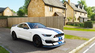 [ZL1 Killer] Forza Horizon 4| 830HP 2016 SHELBY GT350R [Supercharged] 😈