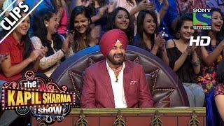Navjot Singh Sidhu Praises Shilpa - The Kapil Sharma Show - Episode 39 - 3rd September 2016