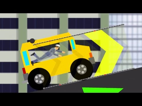 Happy Wheels Demo Walkthrough