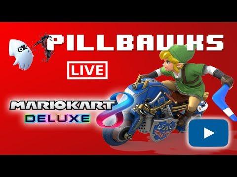 IM USING TILT CONTROLS! Tournament code: 1823-9244-6507 | Mario Kart 8 Deluxe
