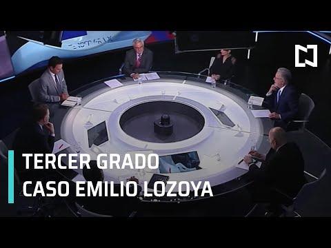 Orden de aprehensión a Emilio Lozoya: Tercer Grado - Programa Completo 29 mayo 2019