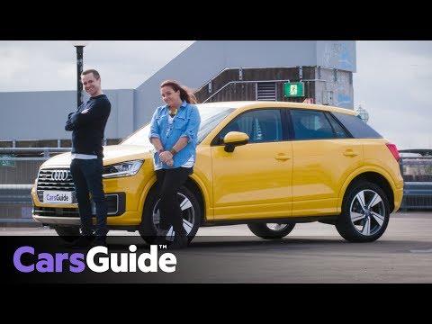 Audi Q2 2.0 TDI 2017 review: Torquing Heads video