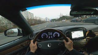 2015 Ssangyong Chairman 3.6L NA, POV Drive / 체어맨 1인칭 주행